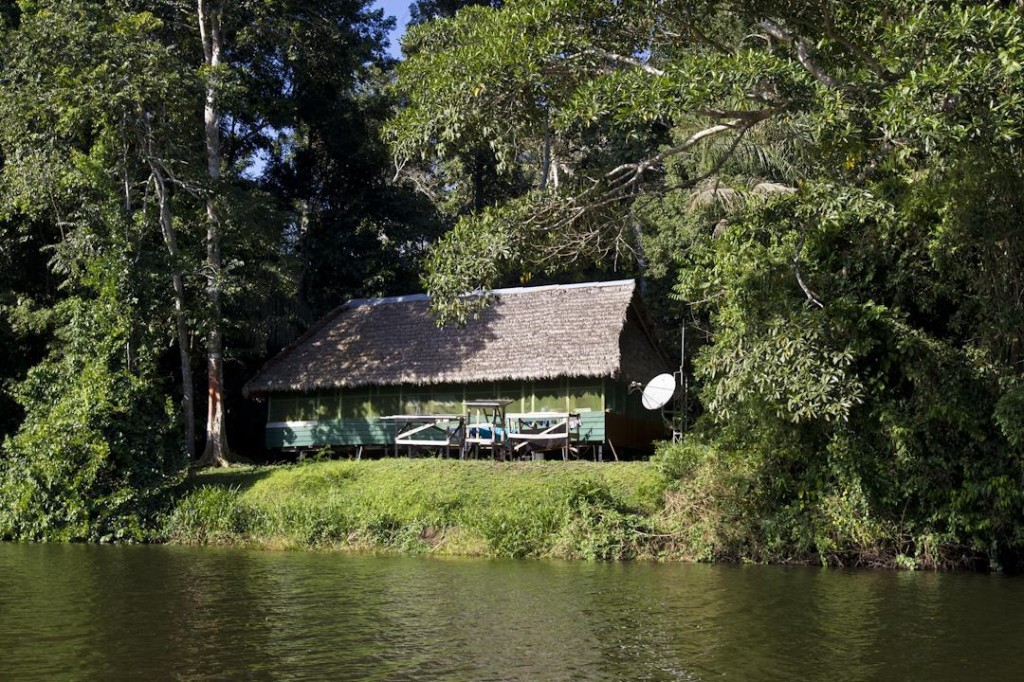 Cocha Cashu Biological Station