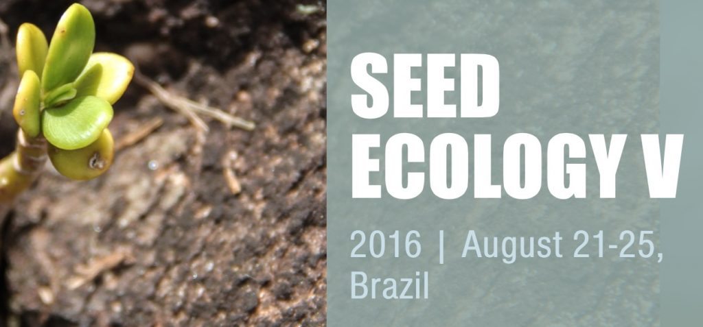 Seed Ecology
