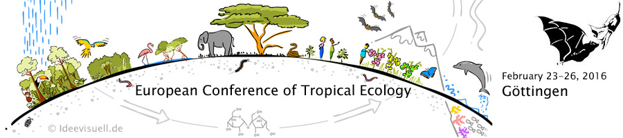 2016 European Conference of Tropical Ecology