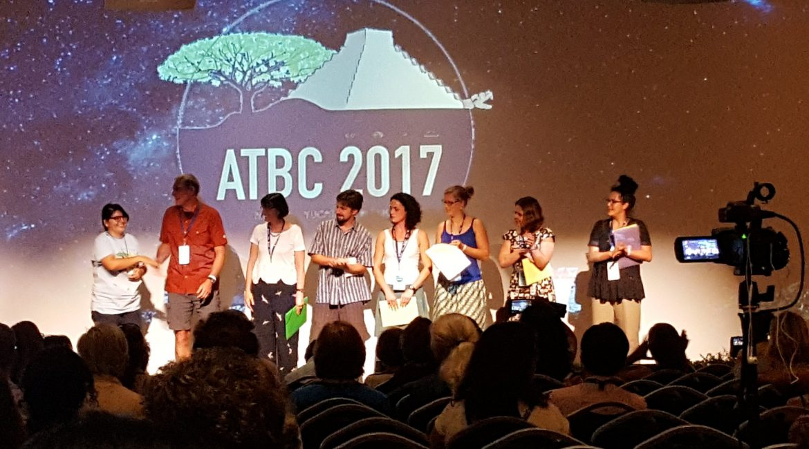 ATBC 2017 Bacardi & Gentry Award Winners